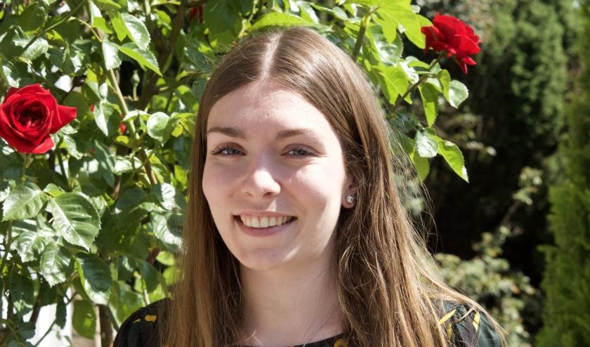 Marleen Otte (22) geeft les aan groep 7 en 8 op basisschool De Irisschool in Terneuzen.