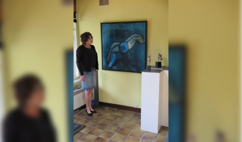 Sia Braakman opent vanaf vrijdag 15 mei opnieuw de deuren van haar galerie in Philippine.