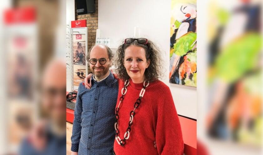 De schaap & falkenstein optiek in Axel houdt op zaterdag 4 juli de brillenbeurs 'Le Petit Paris'.