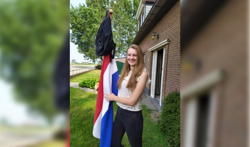 Anne Voogdt uit Oostburg had een leuke tijd op het Zwin College in Oostburg. Nu is het tijd voor een nieuw avontuur in Gent.