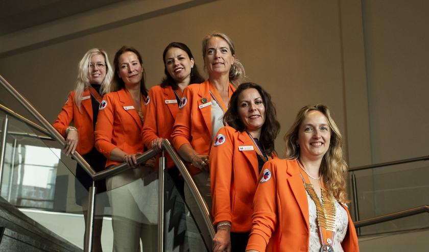 Ladies' Circle kan terugkijken op een zeer geslaagde actie voor het goede doel. Foto G.v/d Reijnst-Brakhetstaaterop.nl