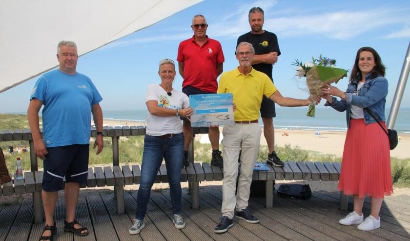 De gemeente Sluis is tijdens de landelijke strandverkiezingen vorige week uitgeroepen tot schoonste strandgemeente van Zeeland.