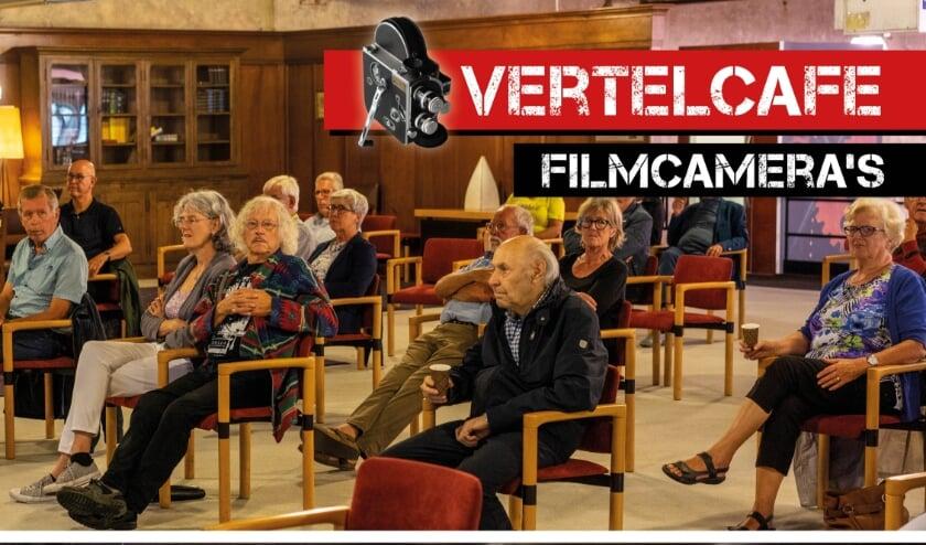 Na een lange tijd hield het Industrieel Museum Zeeland in Sas van Gent weer een Vertelcafé op woensdag 8 juli.
