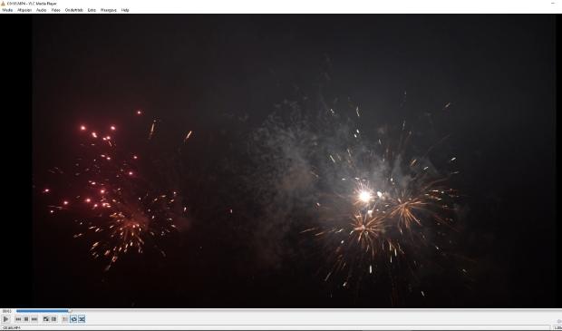 Archieffoto vuurwerk