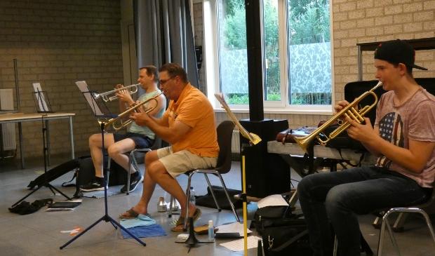 De trompetisten