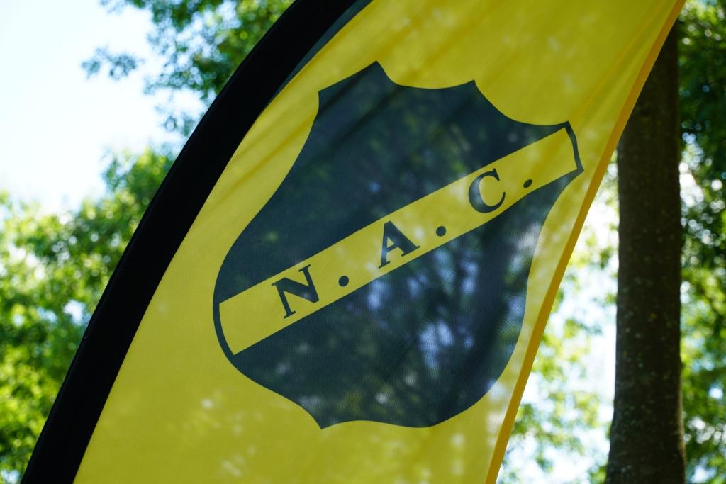 <p>NAC logo.</p> <p>Foto: Alex De Vliegere.</p> © hbnieuws