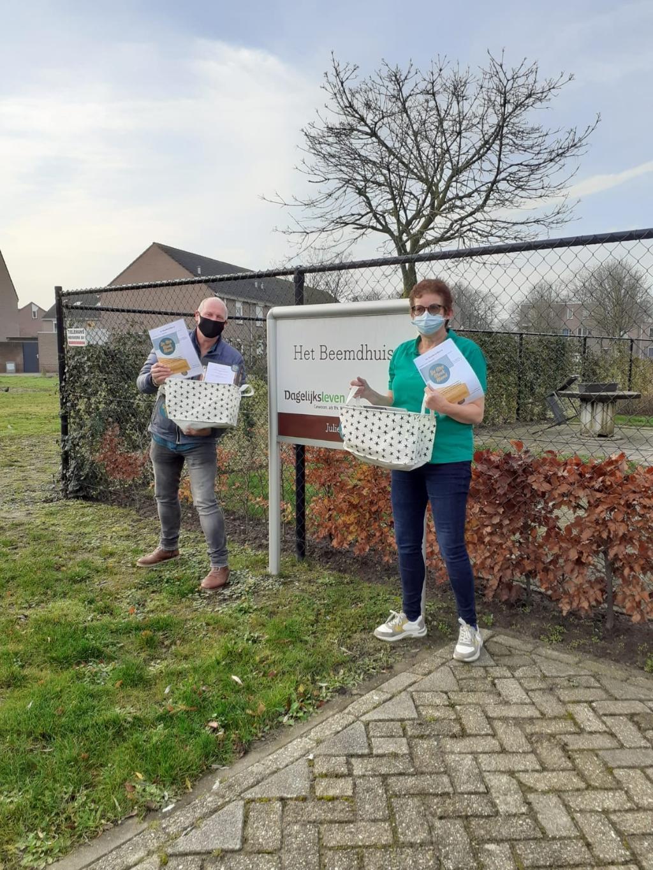 <p>Het Beemdhuis doet ook mee met het project</p> William van der Zanden © hbnieuws
