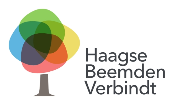 <p>Het logo van Haagse Beemden Verbindt</p>