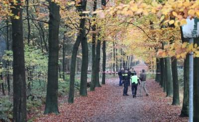 Een wandelaar trof in november 2014 in bosgebied Sparrenrijk een brandend lichaam aan. Een week later werd het lijk geïdentificeerd.