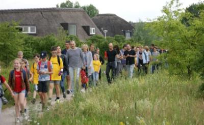 <p>In grote groepen wandelen zit er ook dit jaar niet in tijdens de avondvierdaagse. Daarom houdt WSV De Keistampers voor het tweede jaar op rij een home-edition.</p>