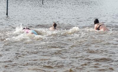 <p>Begin jij het nieuwe jaar met een frisse duik (in klein gezelschap).&nbsp;</p>