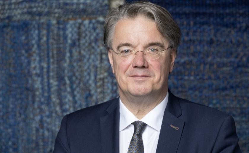 Commissaris van de Koning in Brabant Wim van de Donk. Foto: Marc Bolsius