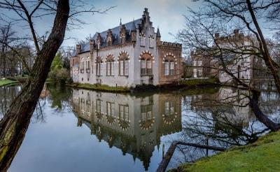 <p>Overnachten in kasteel Stapelen behoort tot de mogelijkheden als de B&amp;B er komt. (Foto: Peter de Koning).</p>