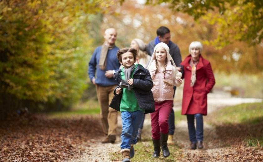 Brabants Landschap organiseert de Week van het Landschap in de week van de herfstvakantie.