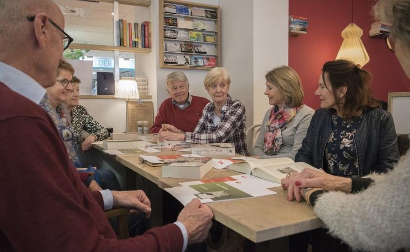 In Boxtel wordt gestart met een Lersgroep Geschiedenis. (Foto: Arjanneke van den Berg).