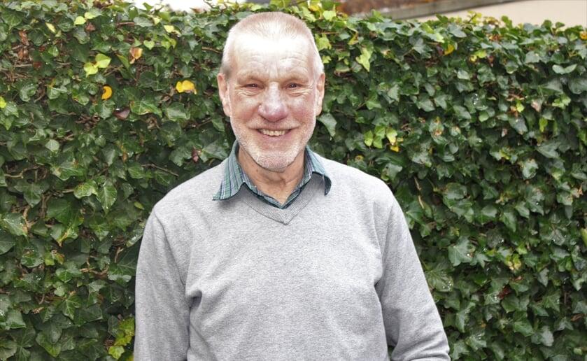 Voorzitter Peter de Bresser van de Invaliditeits Vereniging Boxtel wil doorgroeien naar 200 leden. (Foto: Wendy van Lijssel).
