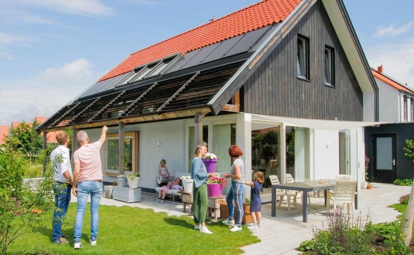 Op de website www.duurzamehuizenroute.nl zijn alle huizen die op 2 en 9 november te bezoeken zijn weergegeven.