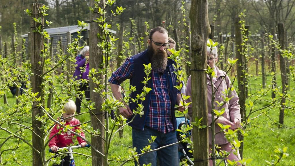 Eric 't Hoen stuitte met zijn herenboerderij op praktische bezwaren.  ©