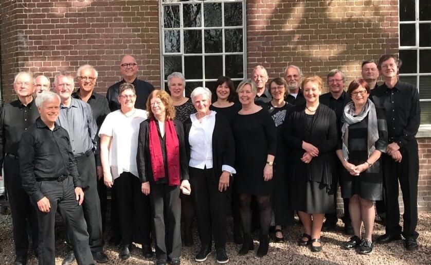 Het programma van het jubileumconcert bevat veel muziek, die de Cantorij in haar lange bestaan heeft uitgevoerd.