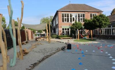 <p>In de Sint-Lambertusschool komt een multifunctionele accommodatie, het dorpshuis maakt daar onderdeel van uit. Gemondenaren mogen een naam kiezen. (Foto: Annelieke van der Linden, 2018). </p>