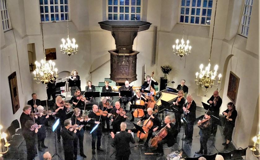 In Barokorkest Megen spelen enthousiaste amateurmusici uit de omgeving van Oss en Nijmegen.