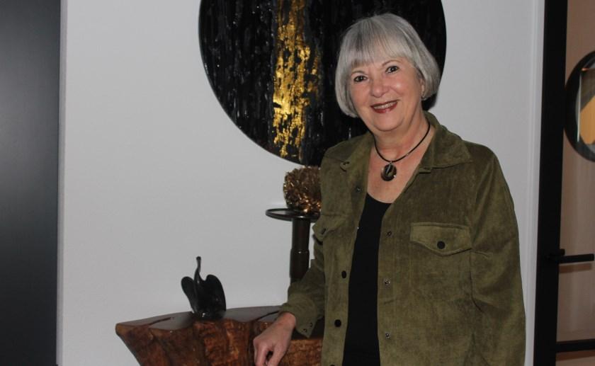 Ria Schraverus zet zich al vele jaren in voor Stichting Weeshuizen Belarus en wist veel te bereiken. Foto: Wendy van Lijssel
