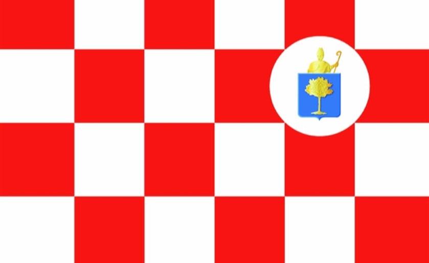 In Esch wordt gewerkt aan een Brabantse vlag met het wapen van Esch.