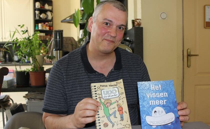 Onlangs verscheen het kinderboek Udo de Uitvinder met tekeningen van Ferry Segers - Foto Wendy van Lijssel