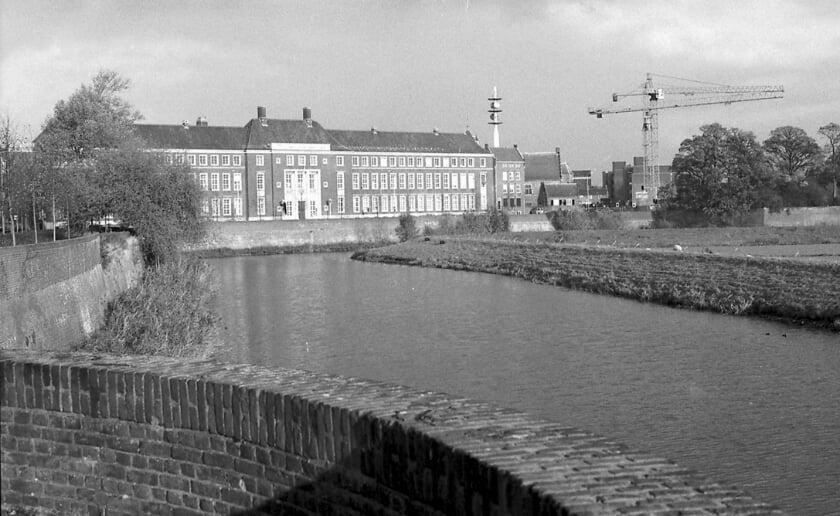 Gerechtshof 's-Hertogenbosch aan de Spinhuiswal in 's-Hertogenbosch. (Foto: Felix Janssens, Erfgoed 's-Hertogenbosch).
