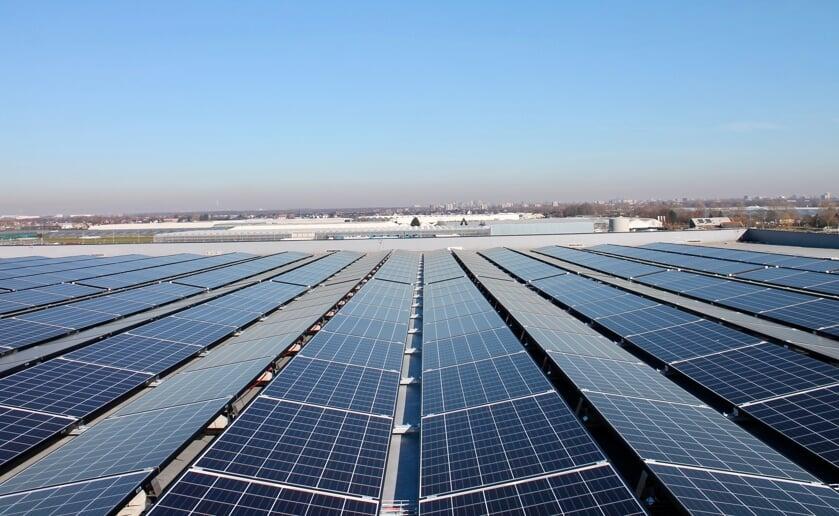 <p>In de gemeente Boxtel zijn nog veel daken die benut kunnen worden voor zonnepanelen. De komende jaren zal er zeker nog veel bijgelegd worden. (Foto: Sir Picture).</p>