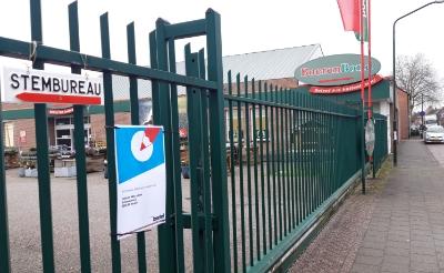 <p>De gemeente Boxtel heeft het stembureau aan de Kapelweg verplaatst.</p>