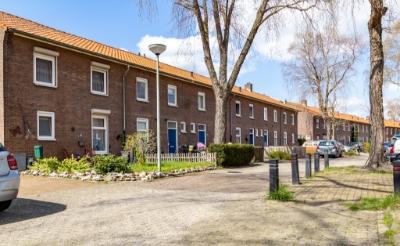 <p>Alle huurwoningen in de Hertogenstraat staan op de nominatie om gesloopt te worden in de toekomst.&nbsp;</p>