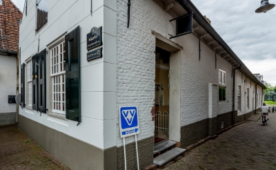 <p>Het VVV-kantoor aan het Magdalena&#39;s Pad werd in 2016 vernieuwd en in juni dat jaar heropend. (Foto: Peter de Koning).</p>
