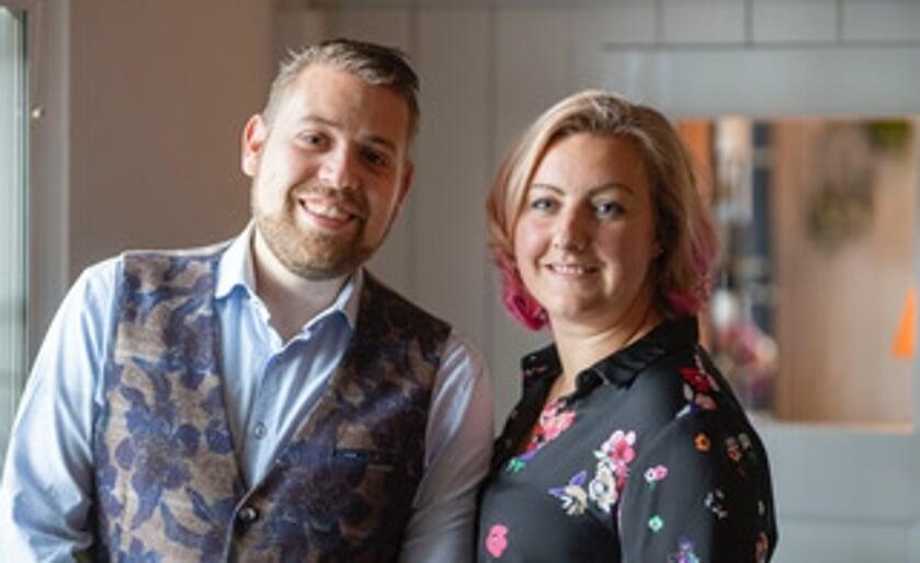 Martijn Coenen en Ayesta van Hoek runnen met passie, plezier en kennis en kunde De Koetsier.