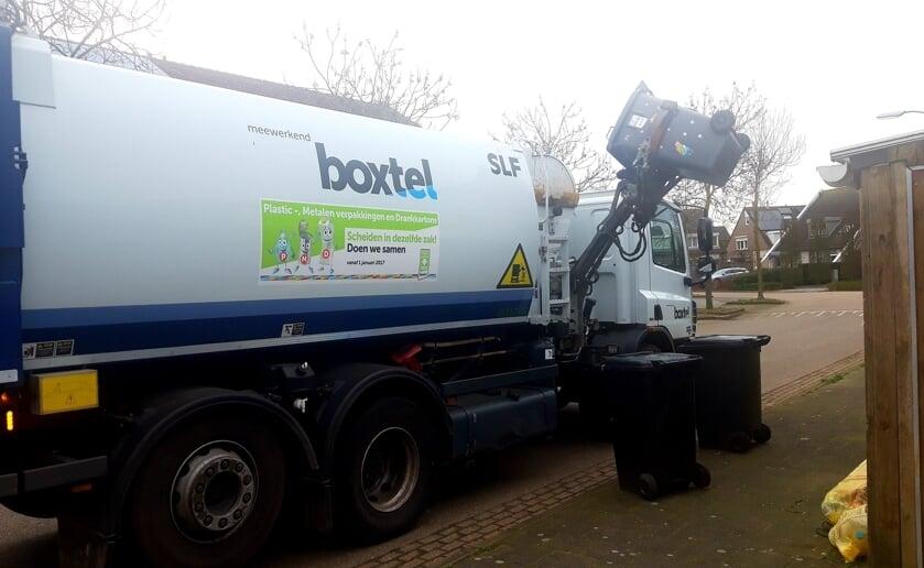 <p>Boxtel wil minder vaak restafval ophalen om het scheiden van afval bij inwoners beter te stimuleren. (Foto: eigen collectie).</p>