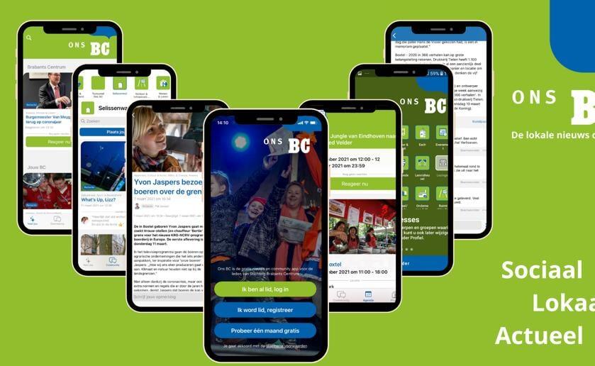 <p>Stichting Brabants Centrum uit Boxtel lanceert vandaag de nieuwe app Ons BC.</p>