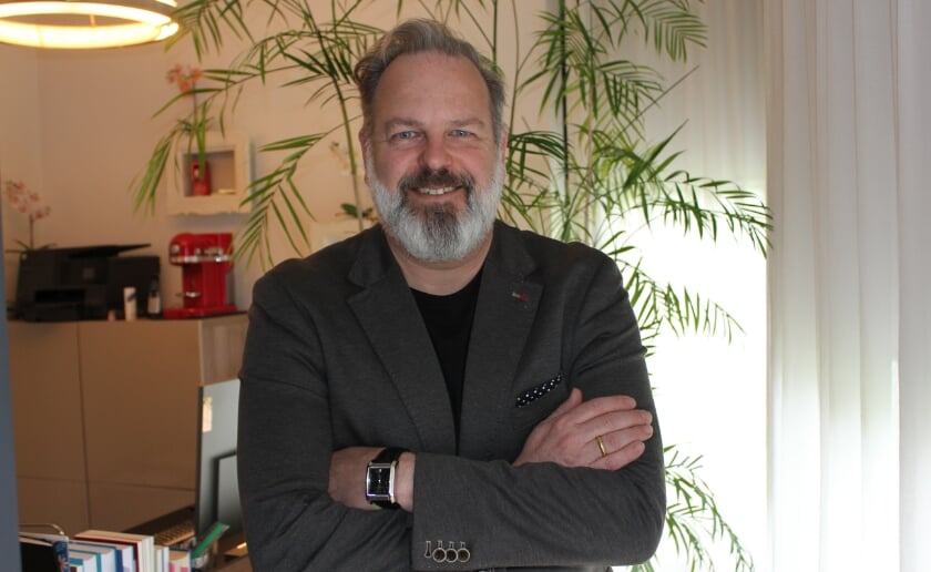 <p>Onder de vlag van ContourdeTwern is Peter Van Baaren al jaren actief als buurtbemiddelaar. Foto Wendy van Lijssel</p>