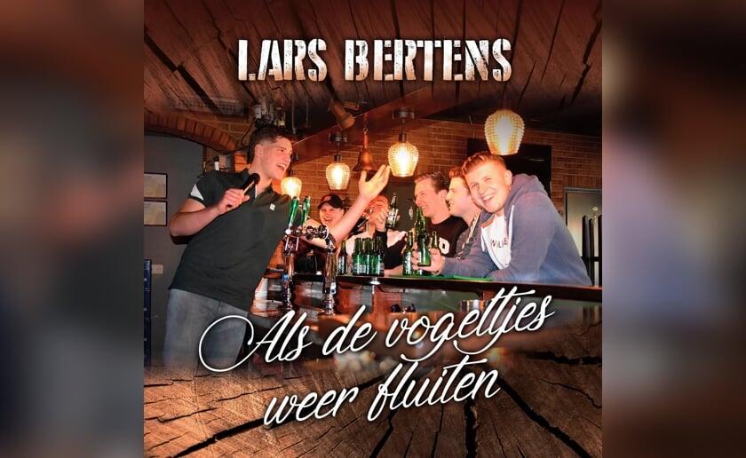 Lars Bertens lanceerde onlangs zijn eerste eigen single en hoopt stiekem op een doorbraak.