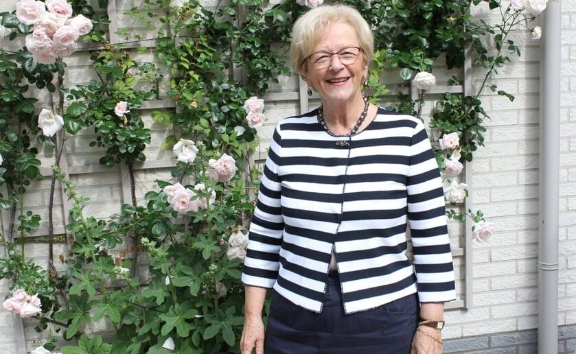 <p>Diny is fulltime bezig met ouderenzorg. Foto: Wendy van Lijssel.</p>