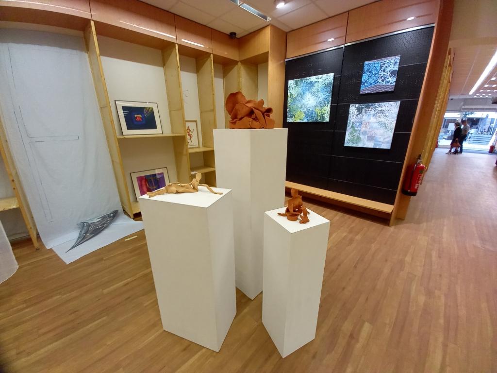 De expositie Veerkracht van Kunstlicht99 is ook volgend weekend nog te zien. Foto: Jan Hermens ©