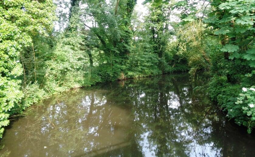 <p>De Binnendommeltjes stroomden eeuwenlang door Boxtel. De dorpsgidsen brengen ze zondag weer tot leven. (Foto: eigen collectie).&nbsp;</p>