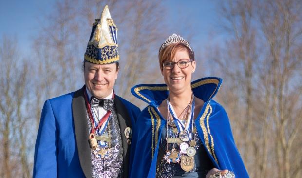 Roy en Joyce Foto: Ria van der Velden © DeMaasenWaler
