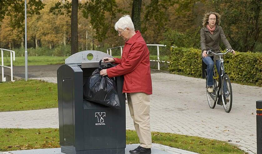 Inwoners van Avri-gemeenten brengen vanaf 2019 hun restafval naar ondergrondse containers.