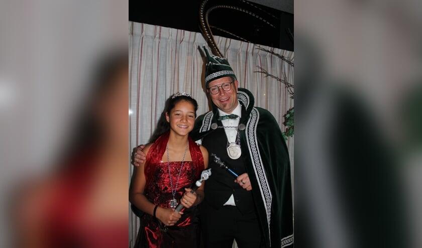 Prins Pim en jeugdprinses Suada