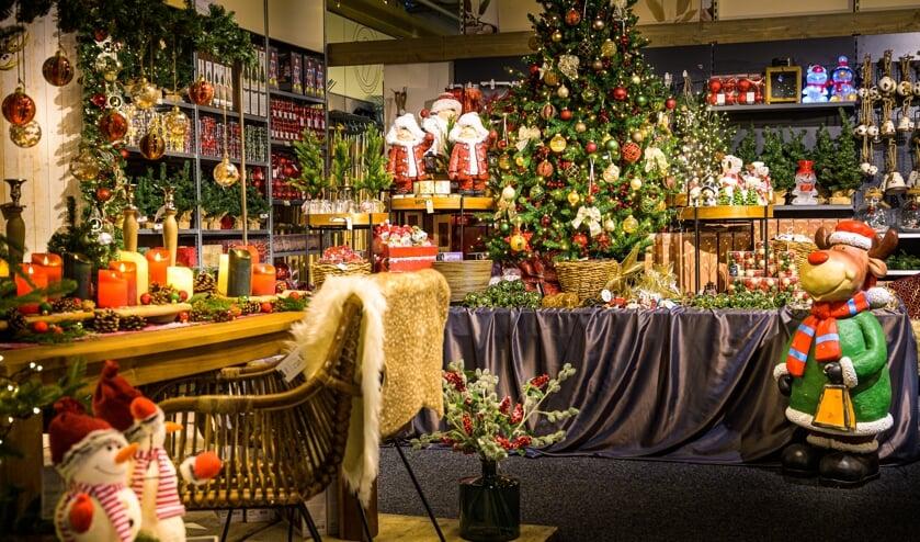 Impressie Kerstshow bij Tuincentrum Groenrijk.