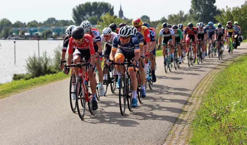 Olympia's Tour door gemeente West Maas en Waal in 2018.