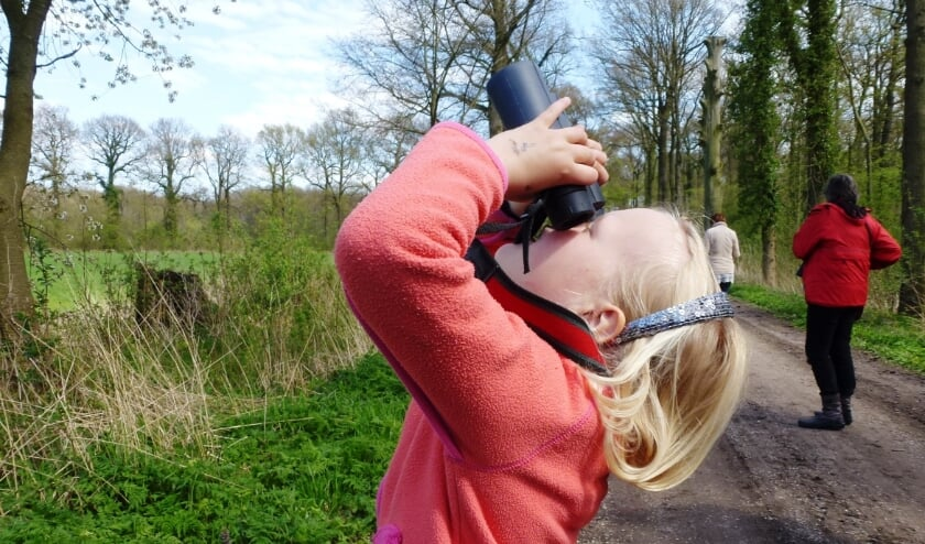 <p>Vogelexcursie Dijkmagazijn.</p>