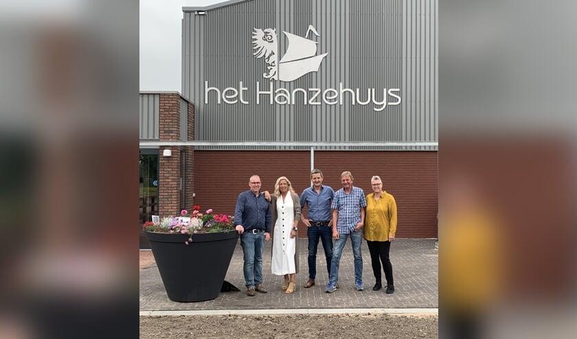 <p>Het Hansehuys, MFA Maasbommel</p>