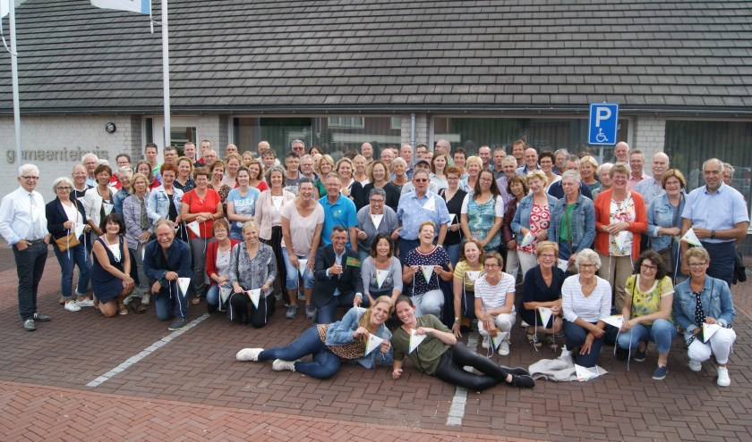 De West Maas en Waal deelnemers aan de Vierdaagse2019