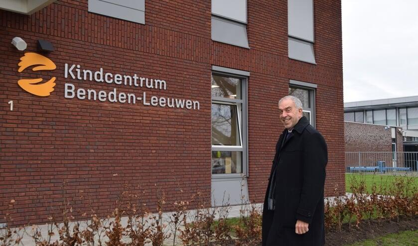 Wethouder Bert van Swam.